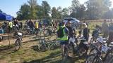 """Rajd rowerowy po gminie Gubin po raz drugi. Prawie 100 osób wzięło udział w wydarzeniu organizowanym przez Gubiński Klub Rowerowy """"Bidon"""""""