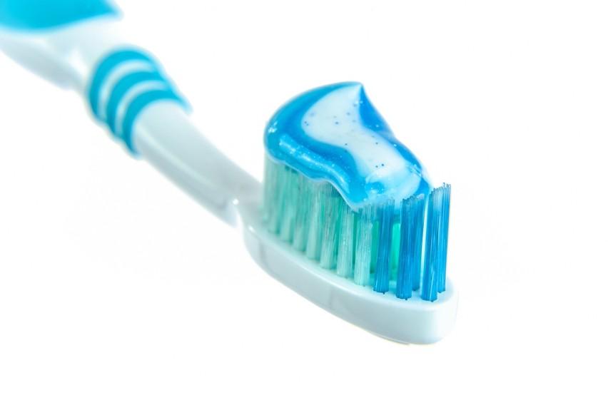 Pasta do zębów...