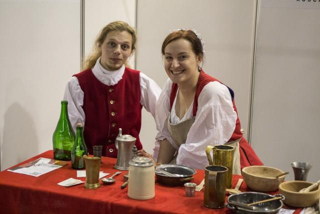 Festiwal Piw Rzemieślniczych i Regionalnych Hevelka w Amber Expo w Gdańsku