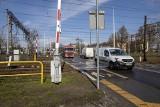 Pracownicy PLK przypominają o bezpieczeństwie na przejazdach kolejowych