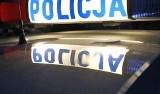 Wypadek w Bęczkowie. Motocyklista ranny, kierowca uciekł. Policjanci szukają świadków