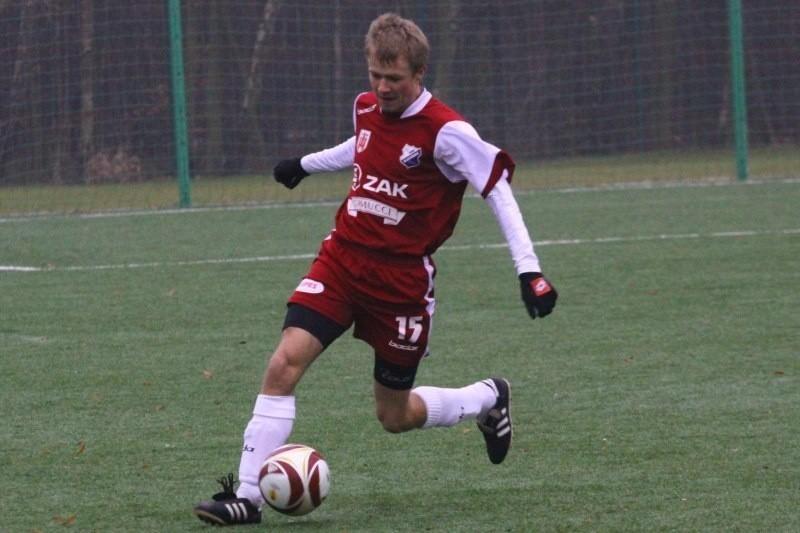 Wojciech Hober po półrocznym wypożyczeniu do III-ligowej Piotrówki wrócił do zespołu z Kluczborka.