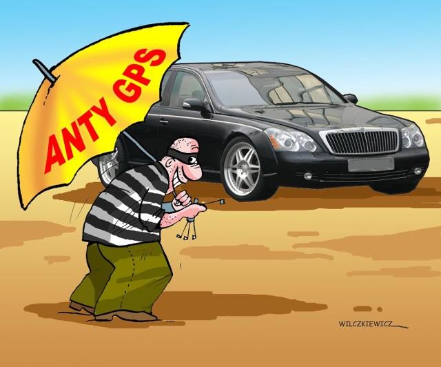 Złodziej musi wydać zaledwie kilkaset złotych na urządzenie, które pozwoli mu oszukać GPS. Wtedy może ukraść auto warte setki tysięcy złotych.
