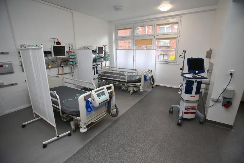 W środę u jednej z pacjentek ośrodka im. Madurowicza w Łodzi...