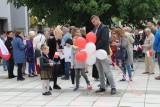 Mamy dla Was dużo zdjęć z obchodów 3 maja. A skąd? A chociażby z zielonogórskiego Parku Piastowskiego [ZDJĘCIA]