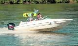 Jezioro Niepruszewskie: Ograniczenie prędkości dla motorowodniaków