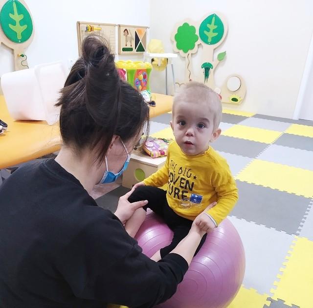 Fundacja Sport&Reha Kids w Kraśniku pomaga obecnie 13 młodym i dzielnym pacjentom