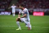 Robert Lewandowski po meczu Polska - Austria: Dużo sił kosztował mnie ten mecz. Nie będziemy grać finezyjnej piłki. Coś u nas szwankuje