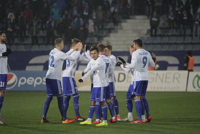 Ruch Chorzów pokonał trzecioligową Stal Brzeg i testował kilku piłkarzy
