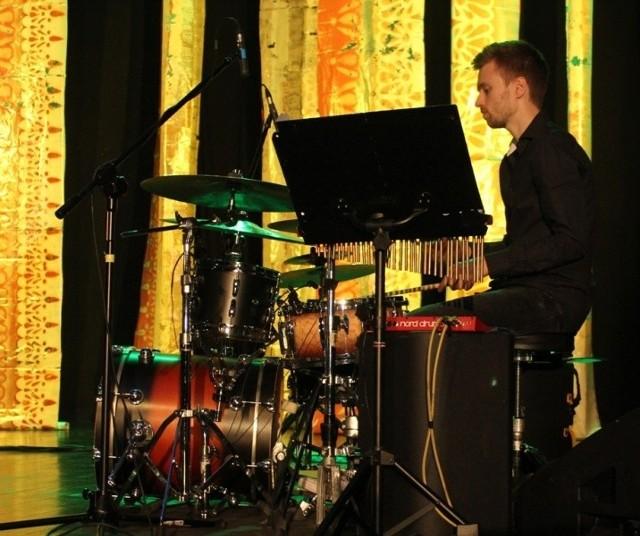 Koncert odbył się w sali widowiskowej lublinieckiego MDK.