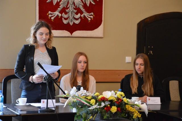 Druga sesja Młodzieżowej Rady Miejskiej