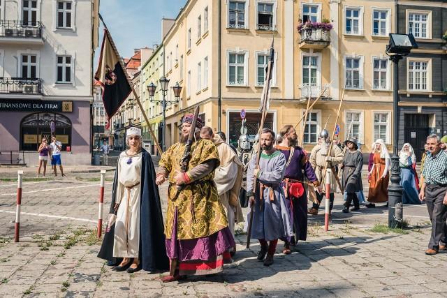II Dni Księstwa Kaliskiego odbędą się w Kaliszu w dniach 11-12 września 2021.