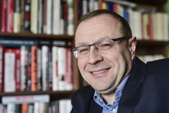 Profesor Antoni Dudek o opozycji: Ruch Szymona Hołowni dość solidnie okopał się w sondażach