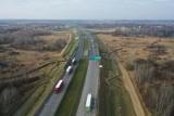 Nierówności nie zniknęły z nowej autostrady A1 pod Częstochową. Będzie nowa ekspertyza