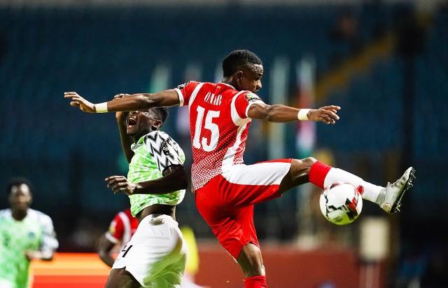 mecz Nigeria - Burundi