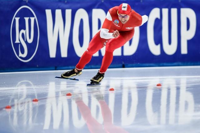 Zbigniew Bródka szykuje się do powrotu do zawodów Pucharu Świata