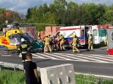 Powiat krakowski. 12 zdarzeń, kolizji, wypadków - podsumowanie weekendu na drogach