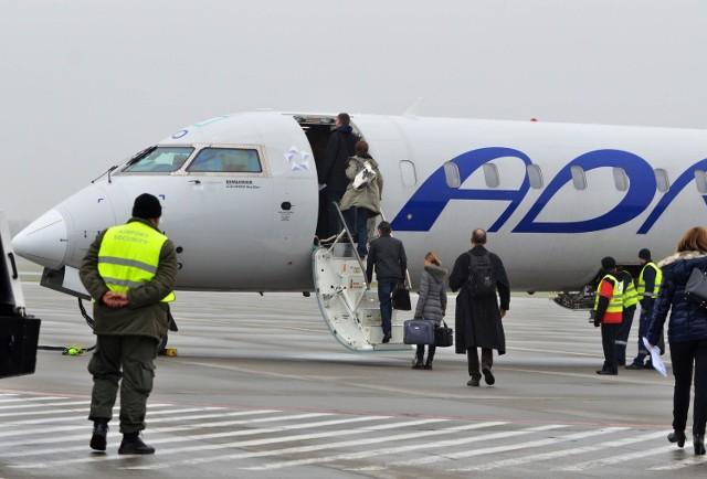 Samolotami Adrii polecimy z Łodzi do Monachium i Amsterdamu