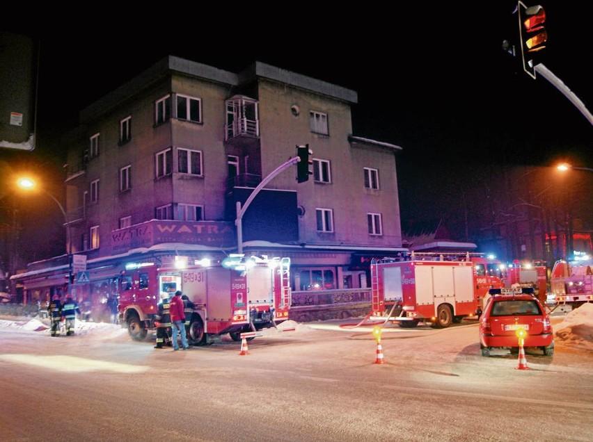W ostatnich latach Watra stawał w ogniu aż cztery razy