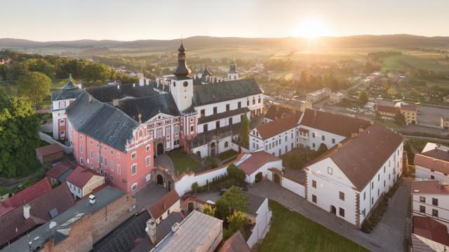 Broumov klasztor