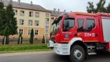 Pożar w szkole podstawowej koło Iłży! Strażacy ewakuowali ponad 160 osób. To było celowe podpalenie? [ZDJĘCIA]