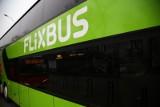 Zielone autobusy FlixBusa wróciły po przerwie do Łodzi. Będą kursować do...