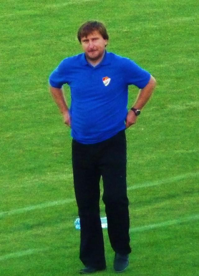 Tadeusz Żakieta był szkoleniowcem Gwardii Koszalin przez blisko dwa lata.