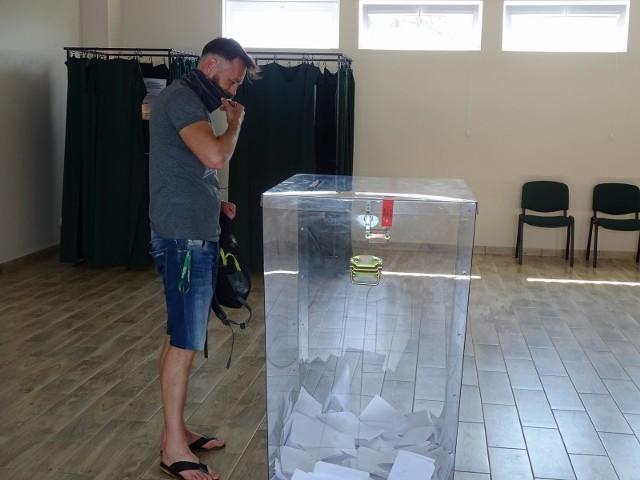 W Chełmnie mieszkańcy głosowali w 15 obwodach wyborczych i dwóch specjalnych - w szpitalu i DPS-ie