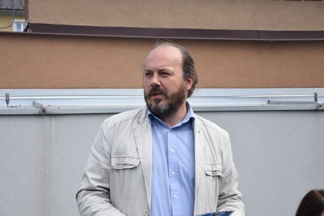 Rafał Balawejder, dyrektor tarnowskiego teatru