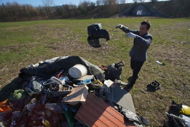 Wiosenne porządki i Sprzątanie świata to dwie coroczne poznańskie akcje oczyszczania miasta ze śmieci