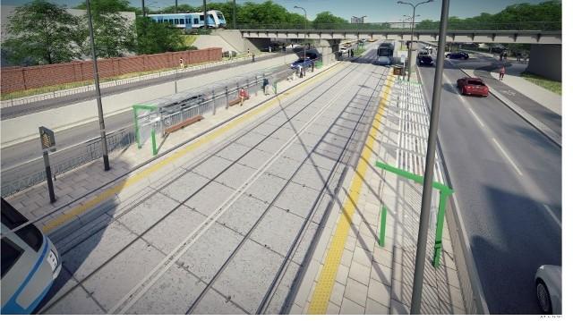 Spore zmiany na ulicy Długiej, gdzie powstaje nowe torowisko tramwajowe na Popowice oraz przebudowywany jest wiadukt kolejowy. W nocy w piątku na sobotę zamknięty został przejazd właśnie pod wspomnianym wiaduktem. Jak jadą kierowcy i pasażerowie MPK? Sprawdź nową organizację ruchu na kolejnych slajdach.