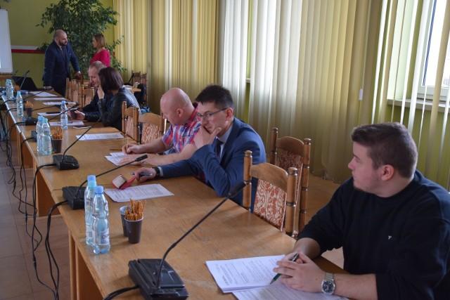 W Łasku o założeniach tegorocznego Budżetu Obywatelskiego Województwa Łódzkiego mówił marszałek Witold Stępień