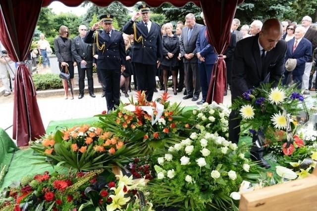 Pogrzeb Klemensa Mikuły