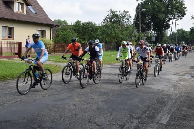Rok temu była dwunasta edycja maratonu MTB wokół jeziora Miedwie.