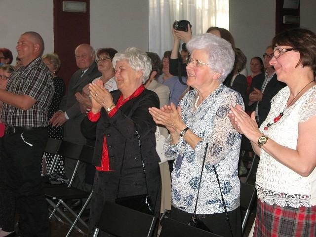 """Koncert """"Od Bacha do Góreckiego"""" w Żnińskim Domu Kultury."""