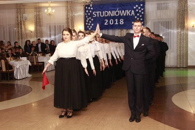 Studniówka ZS im. J.Grodzkiej w Łęczycy