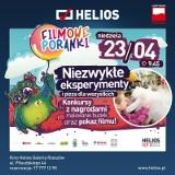 Filmowe Poranki - Helios Galeria Rzeszów Konkurs