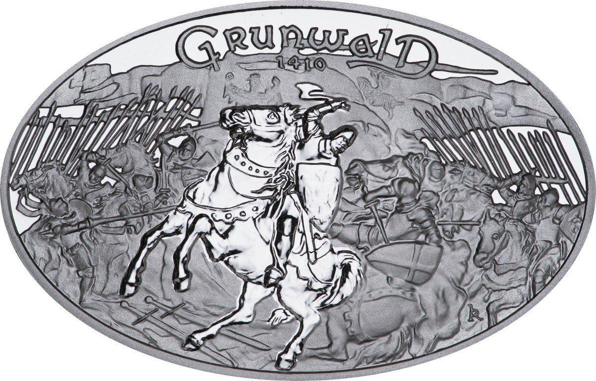 7d6c719151376f W bankowych okienkach można kupić m.in. monety upamiętniające bitwę pod  Grunwaldem.