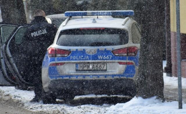 40-latek potrącił dwójkę dzieci w Sławnie. Zostanie aresztowany na dwa miesiące