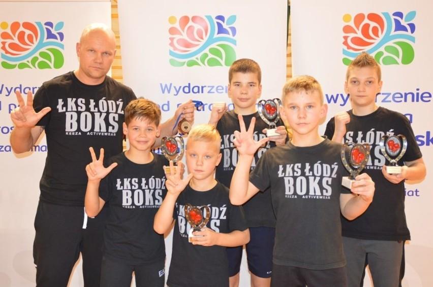 Kolejny udany start zawodników ŁKS Boks. Wkrótce mistrzostwa Polski