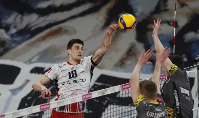 Asseco Resovia pokonała u siebie Trefl Gdańsk 3:1