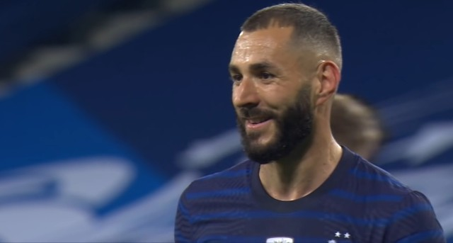 Karim Benzema wrócił po sześciu latach
