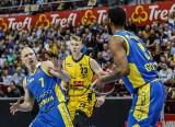 Derby Trójmiasta w koszykówce. Asseco Arka Gdynia zdobyła Ergo Arenę. Trefl Sopot nie dogonił rywali w 35 derbach