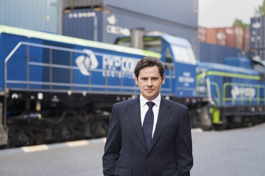 Adam Purwin, prezes PKP Cargo S.A.