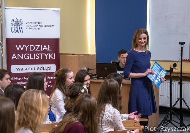 """We wtorek w Zespole Szkół Łączności odbyła się konferencja podsumowująca projekt """"Wielokulturowy Poznań: Miasto - Uniwersytet - Szkoła"""""""