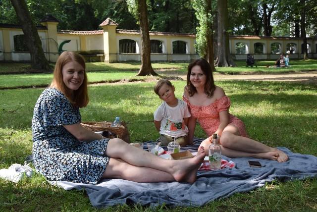 Wielki piknik w ogrodach Pałacu Branickich. Śniadanie Mistrzów przyciągnęło tłumy