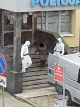 Koronawirus: Kobieta uciekła z kwarantanny w Słubicach, bo jest wegetarianką, a podano jej kiełbasę. Noc spędziła na komisariacie w Poznaniu