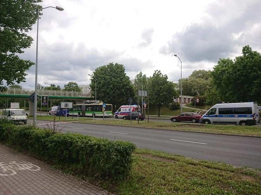 Do wypadku doszło w środę, 29 maja, po godz. 11.00 na ul....