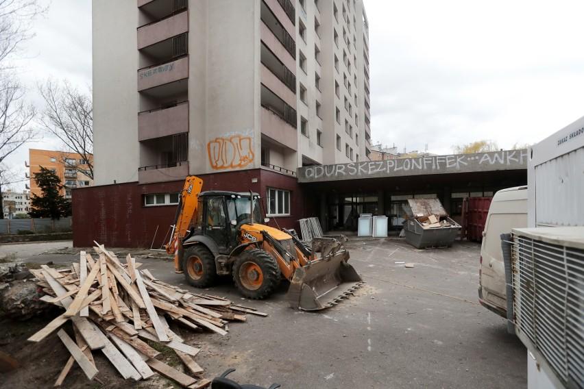 Dom Marynarza w Szczecinie do rozbiórki