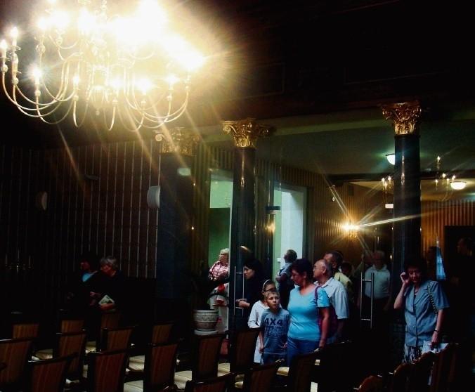 Mieszkańcy Siemianowic zwiedzali odnowiony zabytek